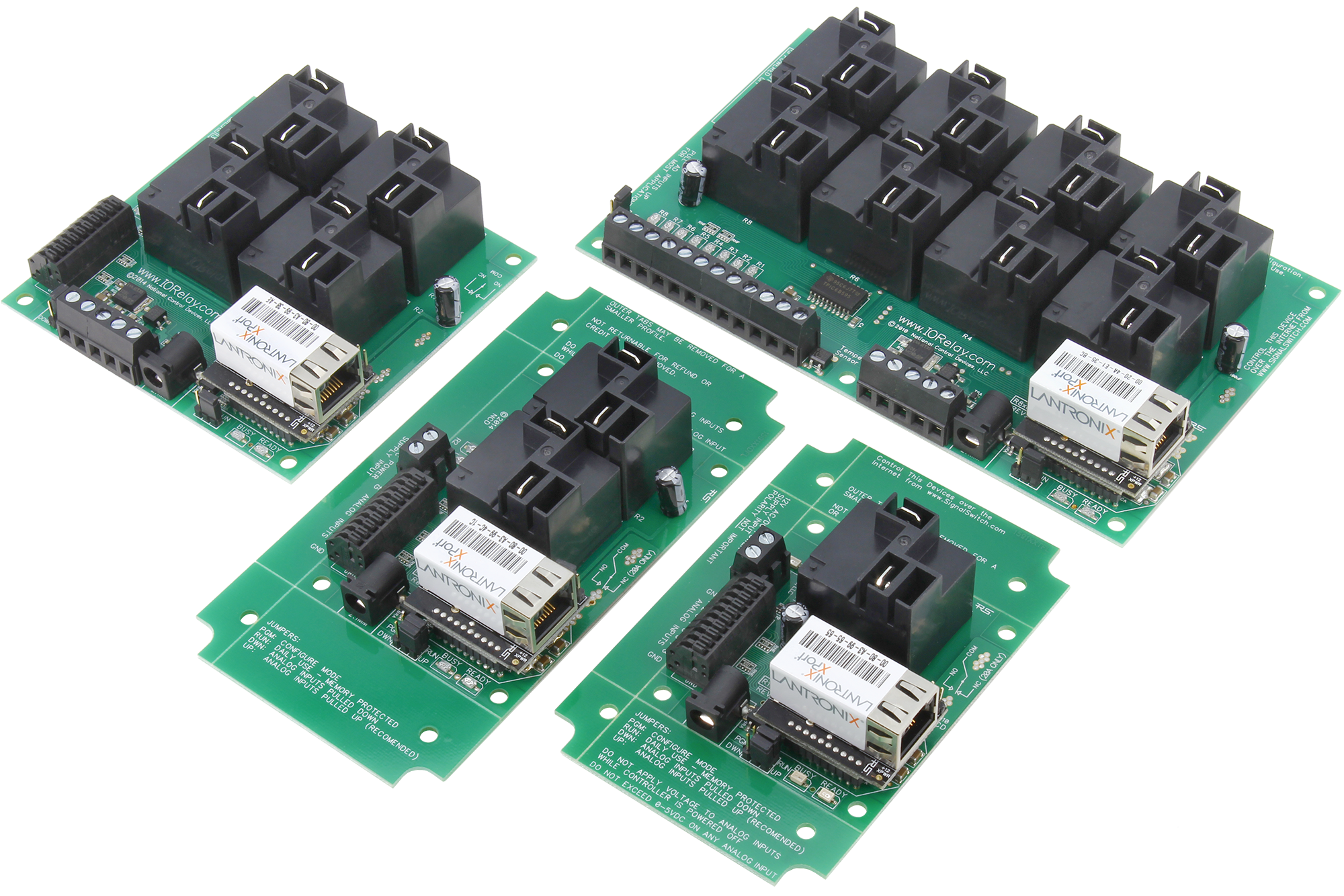 ethernet relay controller for windows, linux, mac, and any