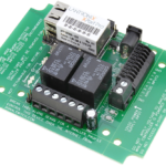 WebRelay Controller 2-Channel Ethernet SPDT with 8-Channel ADC