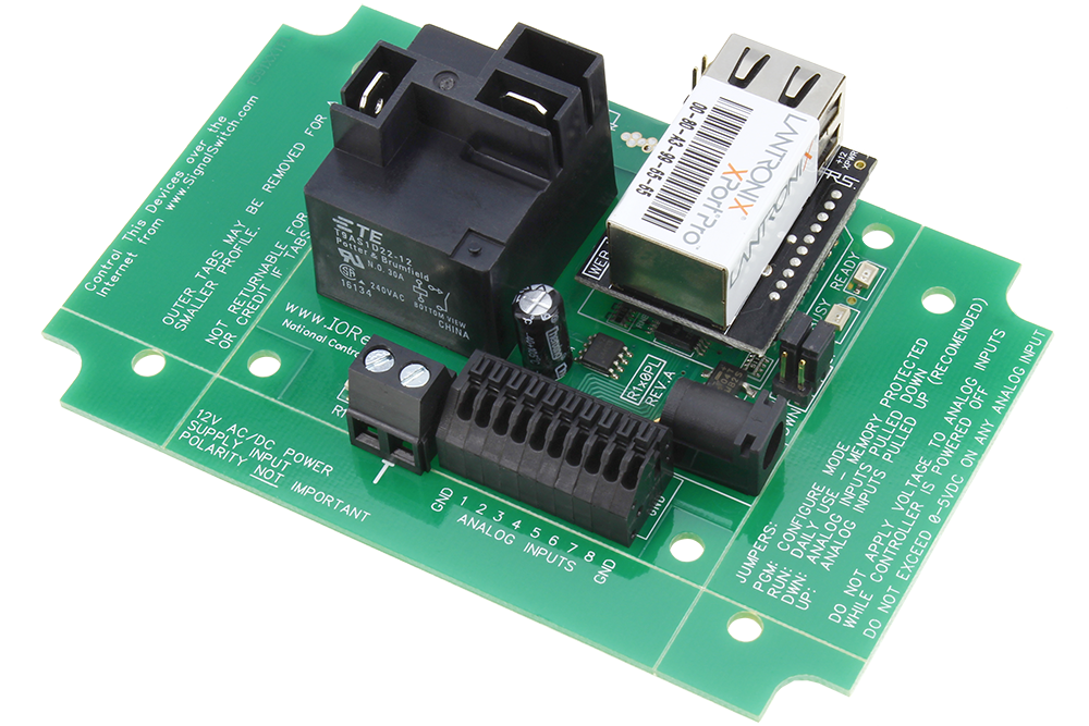 Web Relay Controller for Windows, Linux, Android, IoS and Mac