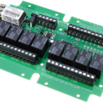 WebRelay Controller 8-Channel Ethernet SPDT with 8-Channel ADC