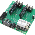 WebRelay Controller 2-Channel Ethernet Solid State with 8-Channel Analog to Digital Converters