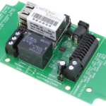 WebRelay Controller 1-Channel Ethernet SPDT with 8-Channel ADC