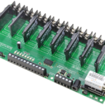 WebRelay Controller 8-Channel Ethernet Solid State with 8-Channel Analog to Digital Converters