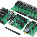Long Range Wireless Relay Controller with Solid-State Relays