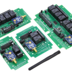 Long Range Wireless Relay Controller with SPDT Relays