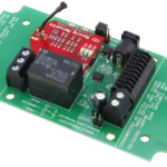 WiFi Relay Controller with 1-Channel SPDT Relays