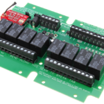 WiFi Relay Controller with 8-Channel SPDT Relays