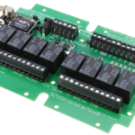 8-Channel Key Fob Relay Controller