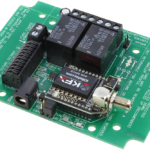 2-Channel Key Fob Relay Controller