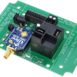 Long Range Wireless Relay Controller with 1-Channel High-Power Relays