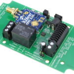 Long Range Wireless Relay Controller with 1-Channel SPDT Relays