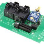 Long Range Wireless Relay Controller with 2-Channel High-Power Relays