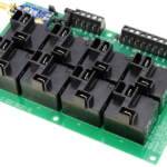 Long Range Wireless Relay Controller with 8-Channel High-Power Relays