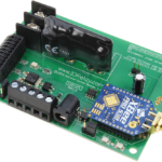 Long Range Wireless Relay Controller with 1-Channel Solid-State Relays