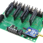 Long Range Wireless Relay Controller with 4-Channel Solid-State Relays