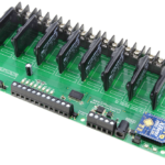 Long Range Wireless Relay Controller with 8-Channel Solid-State Relays