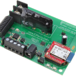 Bluetooth Relay Controller 1-Channel Ethernet Solid State with 8-Channel Analog to Digital Converters