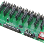 Bluetooth Relay Controller 8-Channel Ethernet Solid State with 8-Channel Analog to Digital Converters