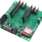 Bluetooth Relay Controller 2-Channel Ethernet Solid State with 8-Channel Analog to Digital Converters