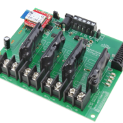 Bluetooth Relay Controller 4-Channel Ethernet Solid State with 8-Channel Analog to Digital Converters