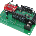 WiFi Relay Controller 1-Channel Ethernet Solid State with 8-Channel Analog to Digital Converters