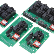 Bluetooth High-Power Relay Controller Family
