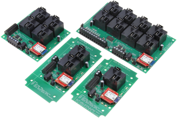 Bluetooth High-Power Relay Controller Family
