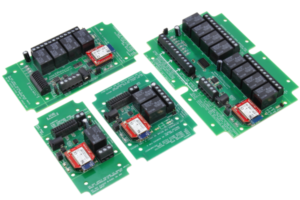 Bluetooth Relay Controller Family