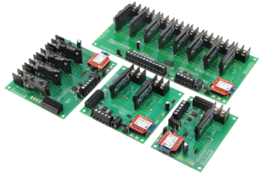 Bluetooth Solid State Relay Family