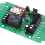 Bluetooth Relay Controller with 1-Channel SPDT Relays