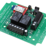 Bluetooth Relay Controller with 2-Channel SPDT Relays