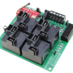 WiFi Relay Controller with 4-Channel High-Power Relays