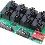 WiFi Relay Controller with 8-Channel High-Power Relays
