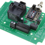 Key Fob Relay Controller with 1-Channel High-Power Relay