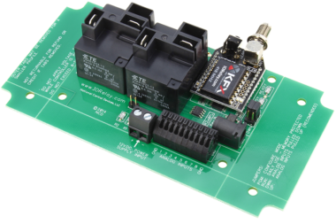 Key Fob Relay Controller with 2-Channel High-Power Relays