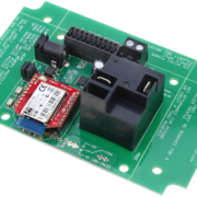 Bluetooth Relay Controller with 1-Channel High-Power Relays