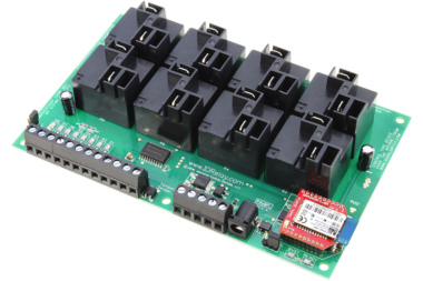 Bluetooth Relay Controller with 8-Channel High-Power Relays