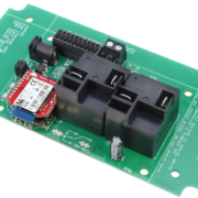 Bluetooth Relay Controller with 2-Channel High-Power Relays
