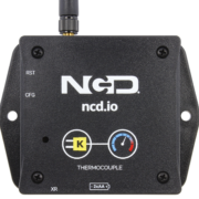 Labview IoT Long Range Wireless Thermocouple from ncd.io