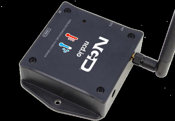 Long Range Wireless Temperature and Humidity Sensor from ncd.io