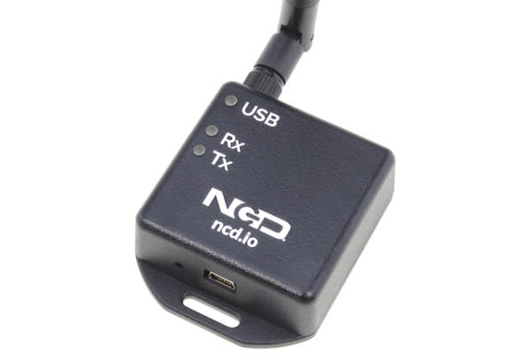 USB Long Range Wireless Modem Mesh Repeater from ncd.io