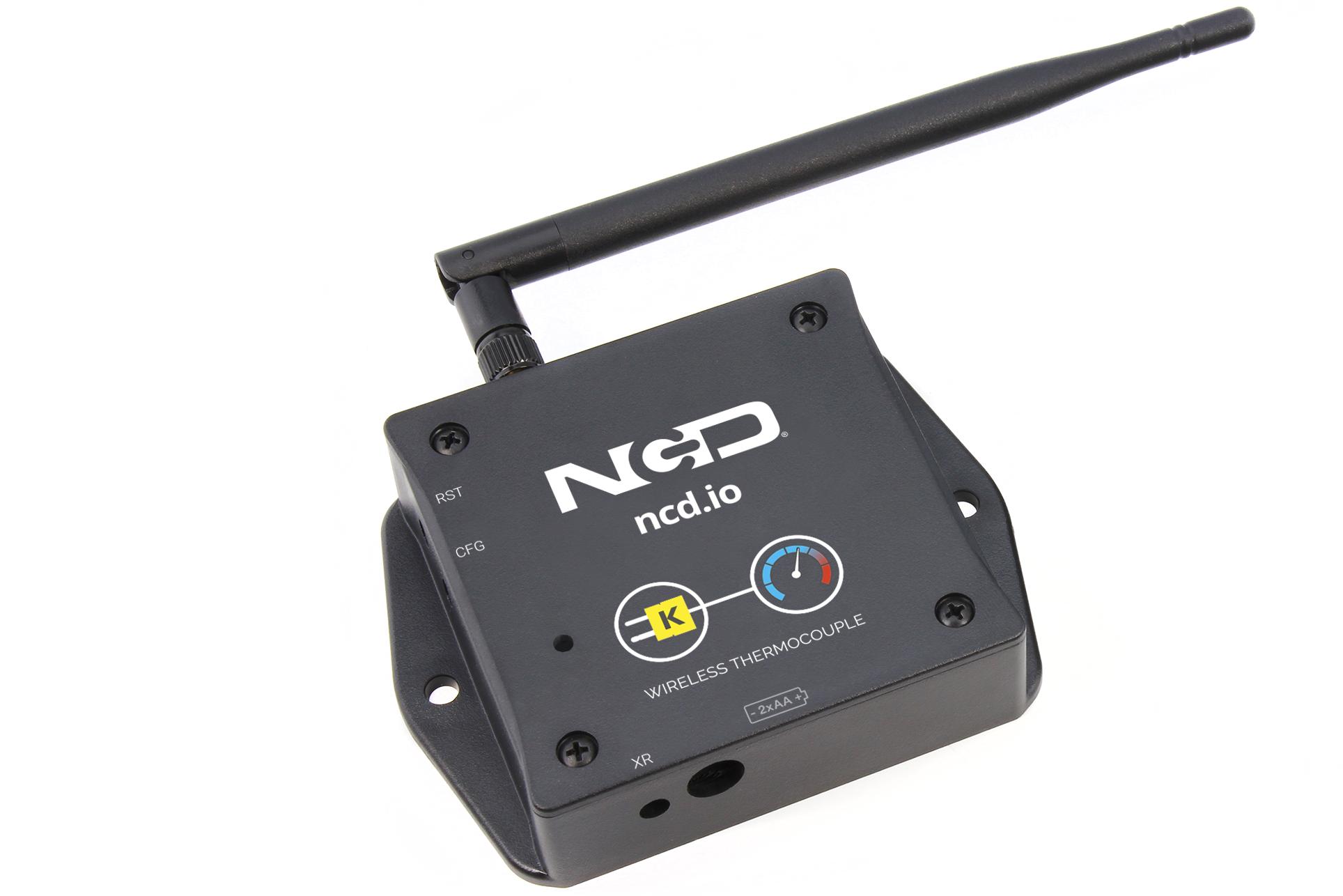 IoT Long Range Wireless Thermocouple Temperature Sensor