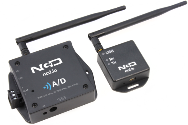 IoT Wireless Analog to digital converter