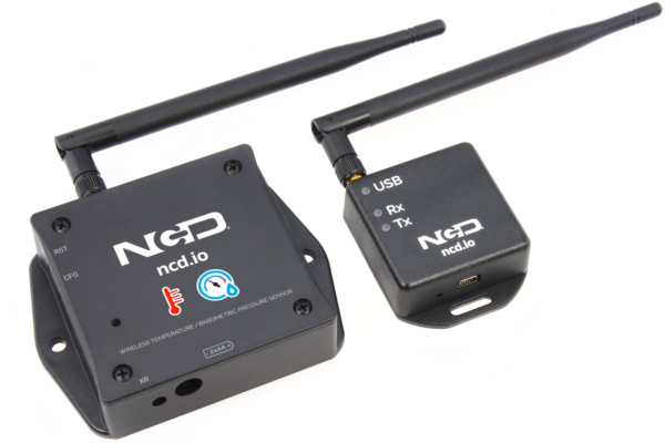IoT wireless pressure temperature Sensor