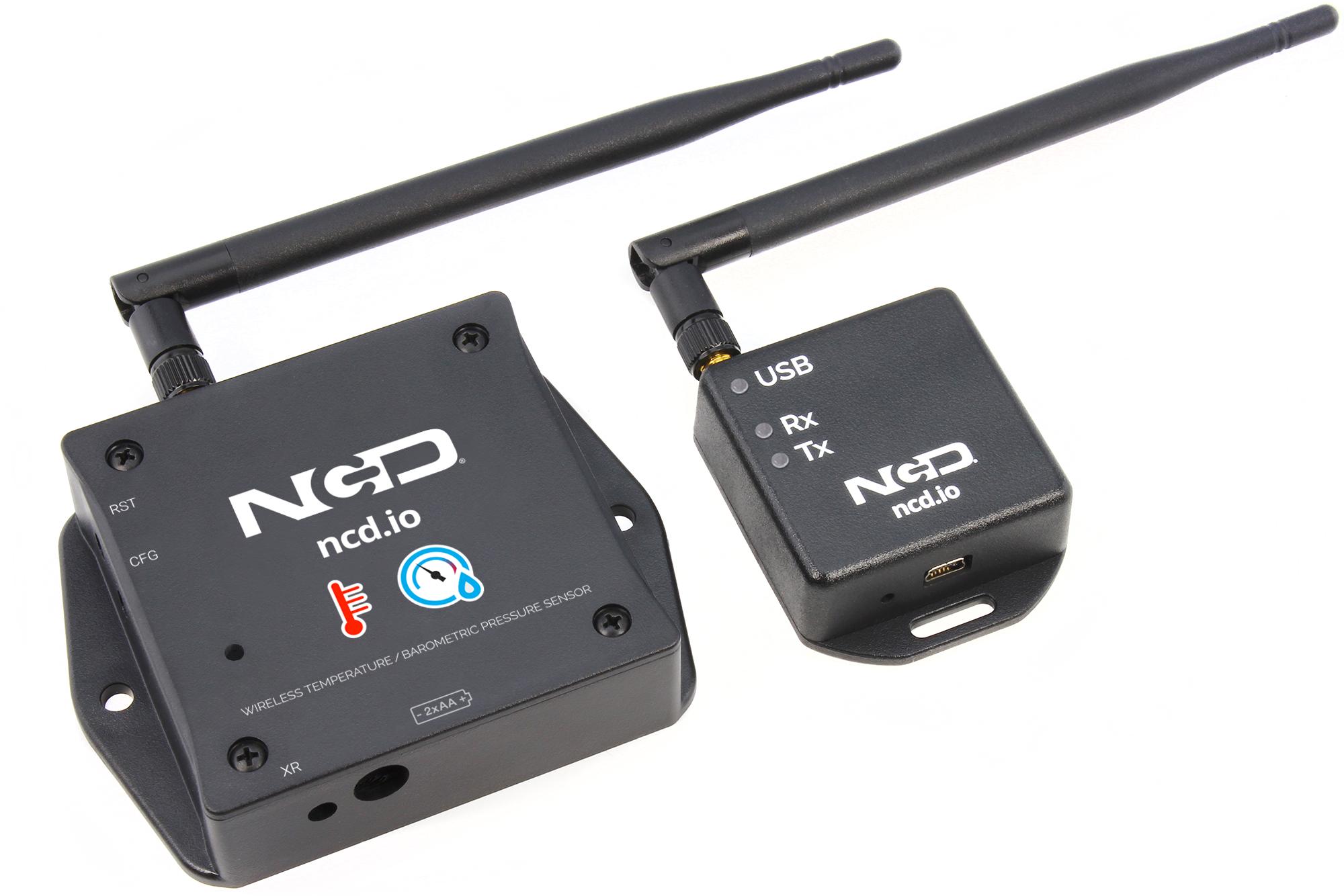 Industrial Iot Wireless Temperature Barometric Pressure Sensor Digital Meter Circuit Temperaturesensor