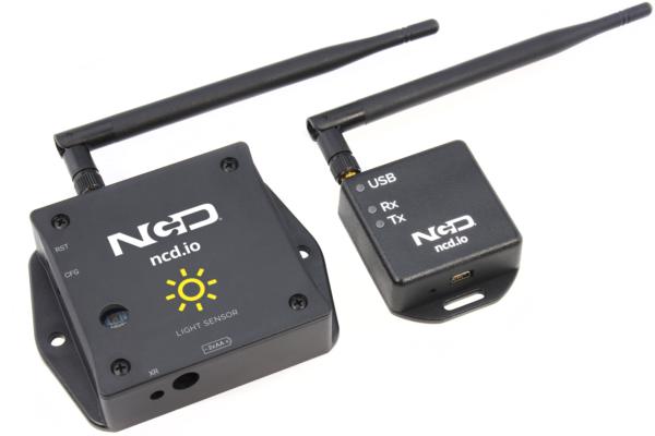 IoT wireless Light Sensor