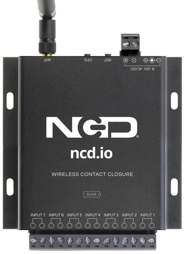 iot contact closure wireless