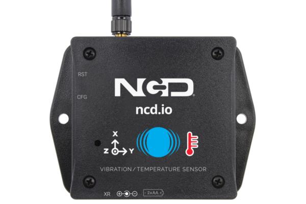 Long Range IoT Vibration Sensor