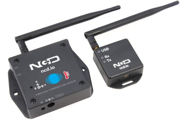 Industrial Vibration Detection Sensor