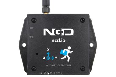 Industrial Activity Detection Sensor